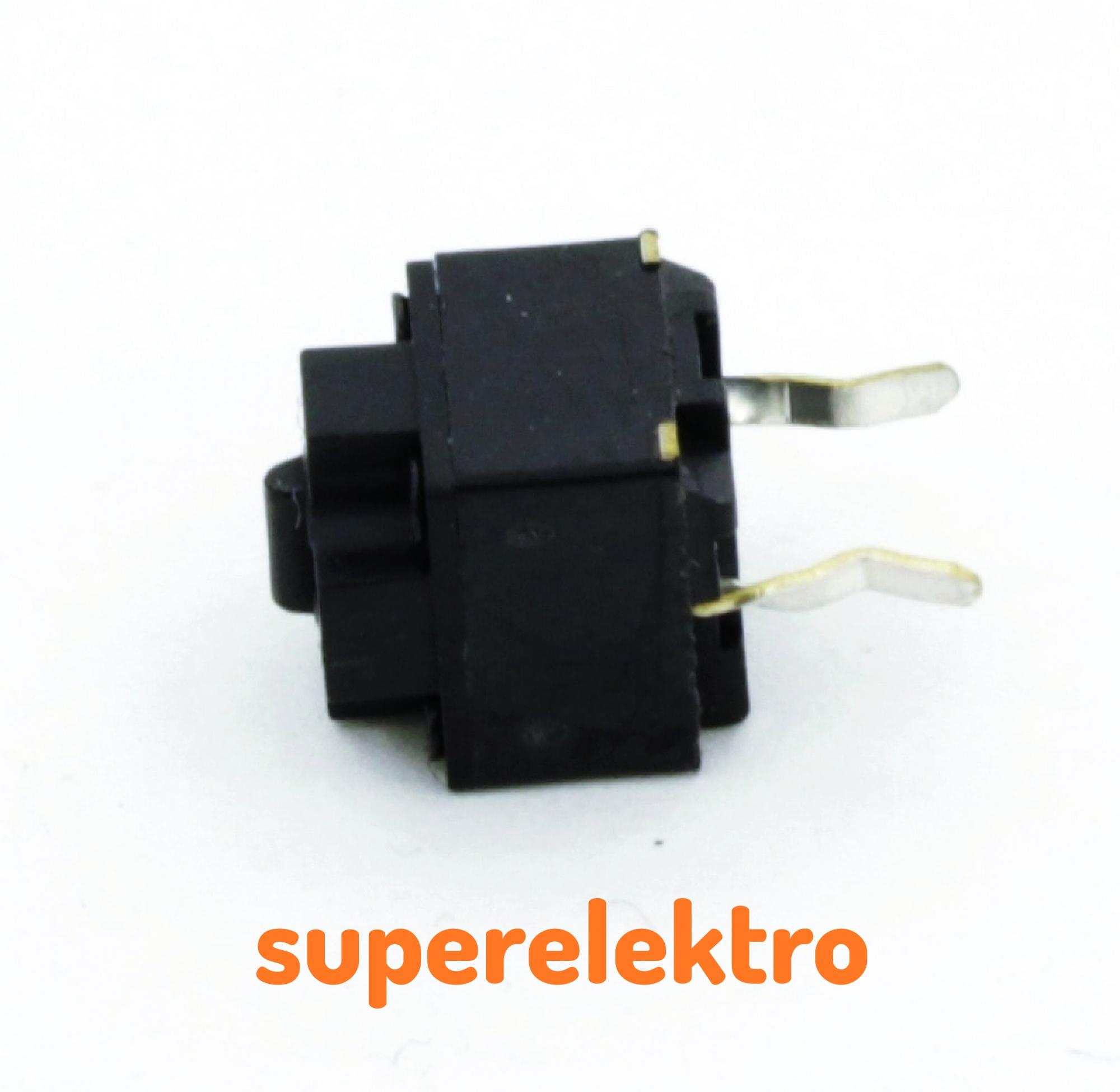 120 Stk 6x6x7mm DIP Durchgangsloch Taster Taktschalter Taktile Schalter