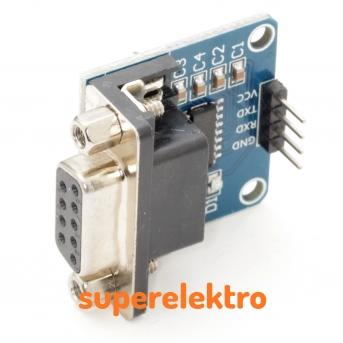 Form Max3232 Konverter Rs232 Serial Port in Ttl Steckverbinder Serial