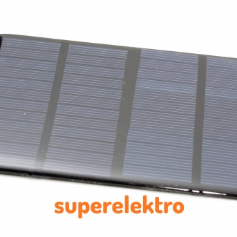 1,5 Watt 12 V Mini DIY Power Solar Panel Kleine Handy Modul Ladegerät 1 Mt U7R6